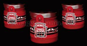 Heinz Tomato Blood Halloween Heinzoween 2020