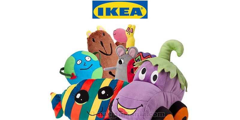 IKEA Disegna il tuo peluche 2020