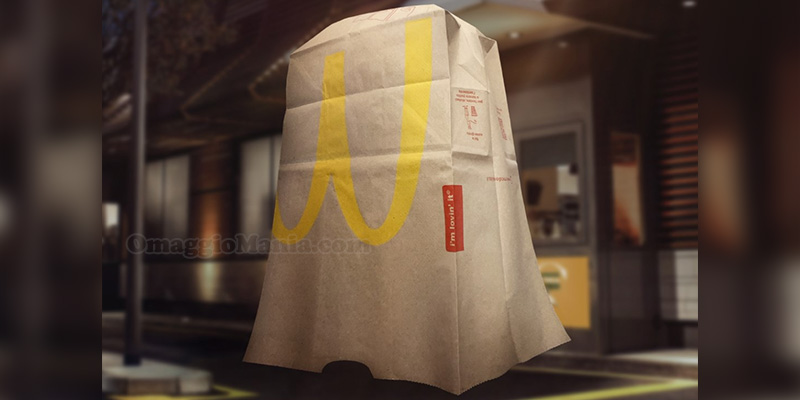 McDonald's Dolcetto o Scherzetto Halloween 2020