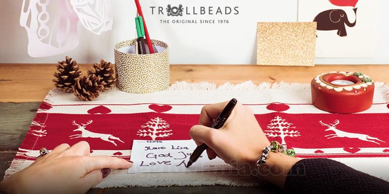 Trollbeads Share a Christmas 2020