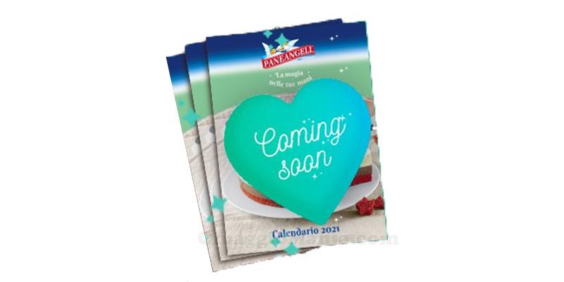 anticipazione calendario Paneangeli 2021