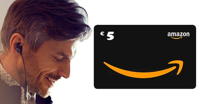 buono Amazon 5 euro Amazon Music