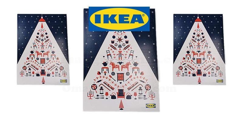 calendario Avvento IKEA 2020