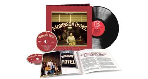 cofanetto The Doors cofanetto Morrison Hotel 50th Anniversary Deluxe Edition