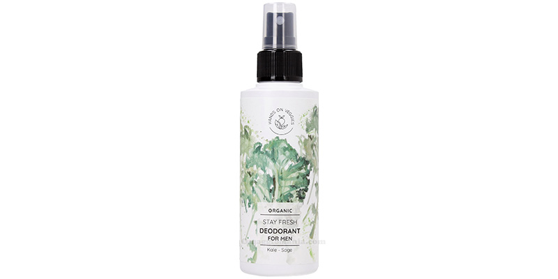 deodorante bio Stay Fresh Hands on Veggies