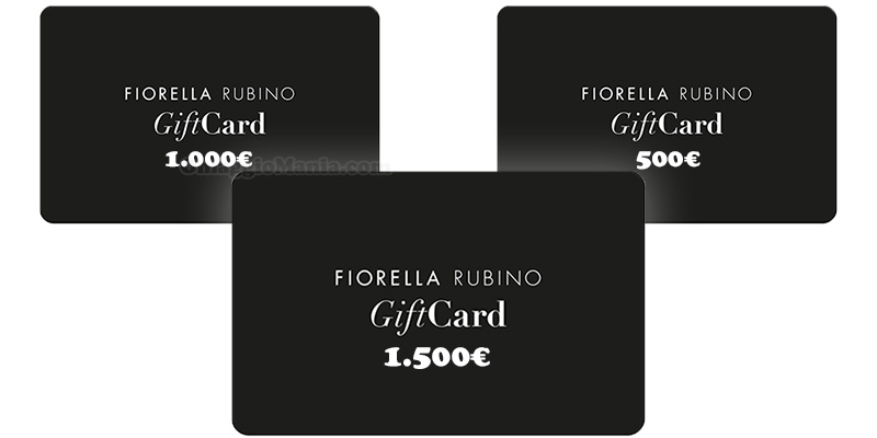 gift card Fiorella Rubino
