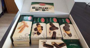 kit fornitura biscotti Delacre di Federica