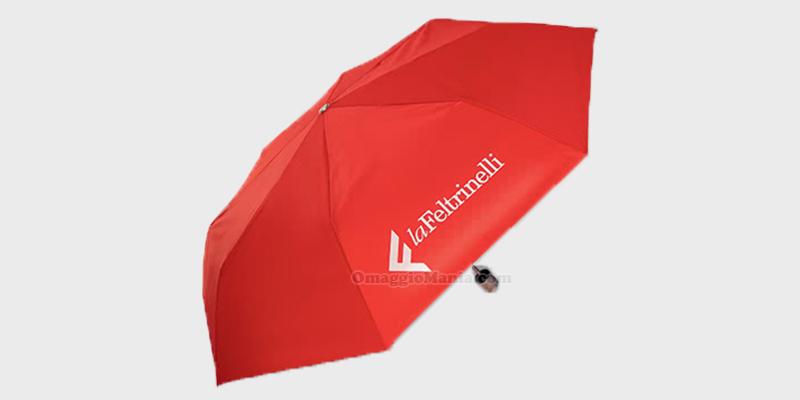 ombrello La Feltrinelli omaggio