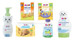 prodotti HiPP Food&BabyCare