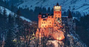 Castello di Dracula, Castello di Bran Transilvania Romania