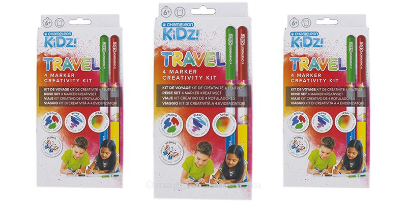 Chameleon Kidz Creativity Kit 3
