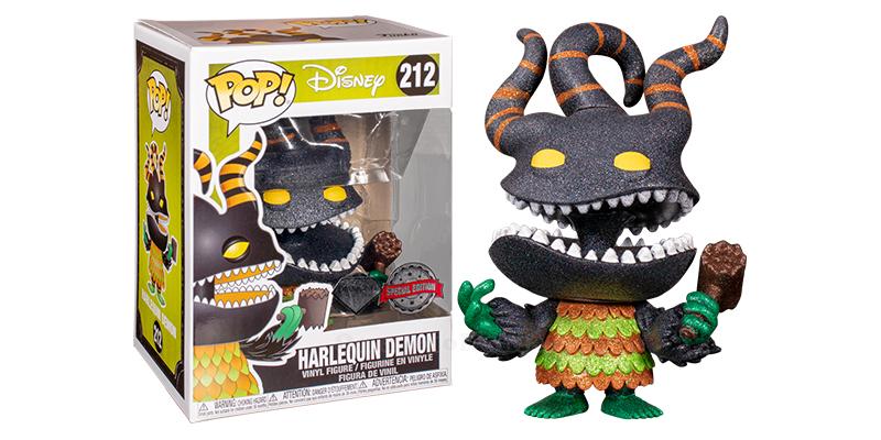 Funko Pop! Harlequin Demon Disney