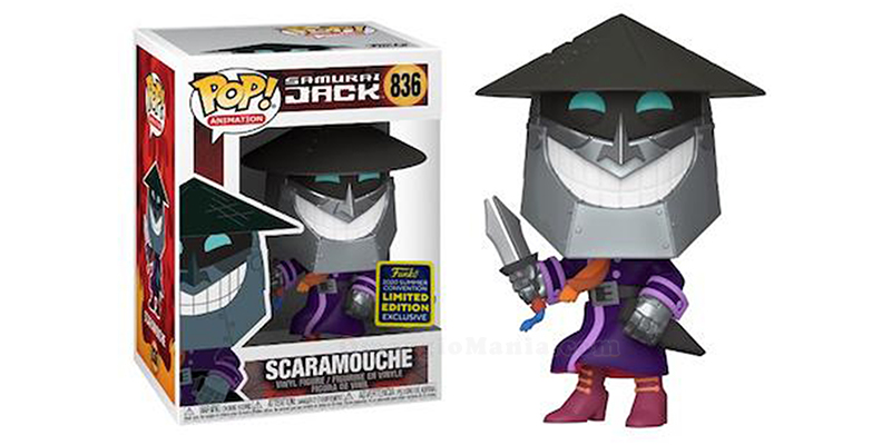 Funko Pop! Scaramouche Samurai Jack