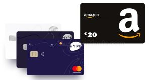Hype Next con buono Amazon di 20 euro