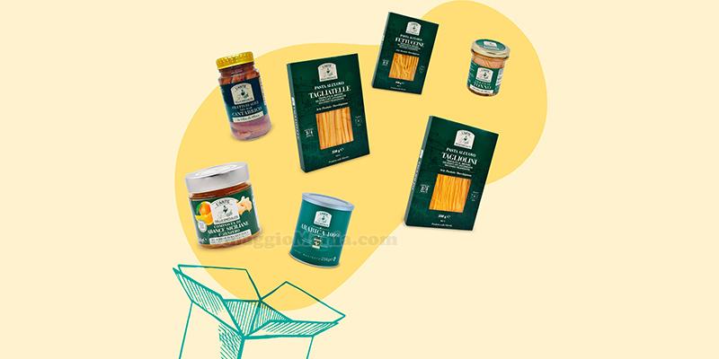 box prodotti Todis Linea Premium