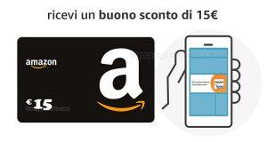 buono Amazon 15 euro App