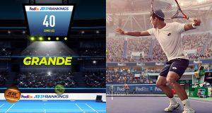concorso Fedex Tennis Ace