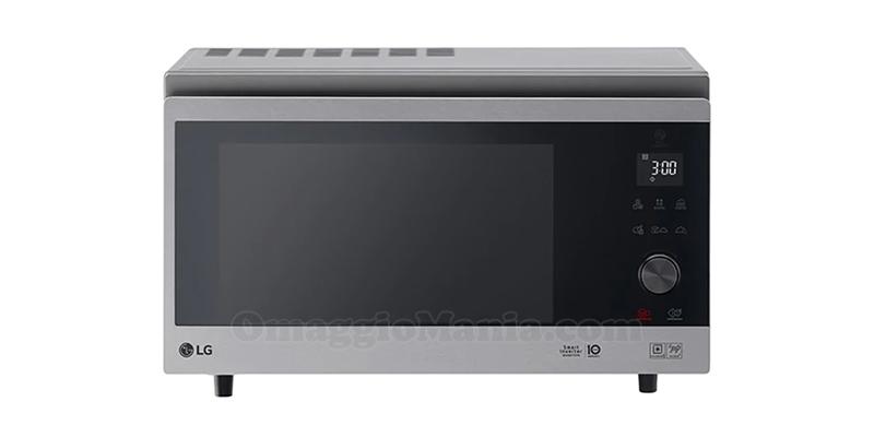 forno a microonde LG Neochef mod. MJ3965ACS