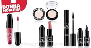 prodotti make-up Love's Nature by Equilibra con Donna Moderna