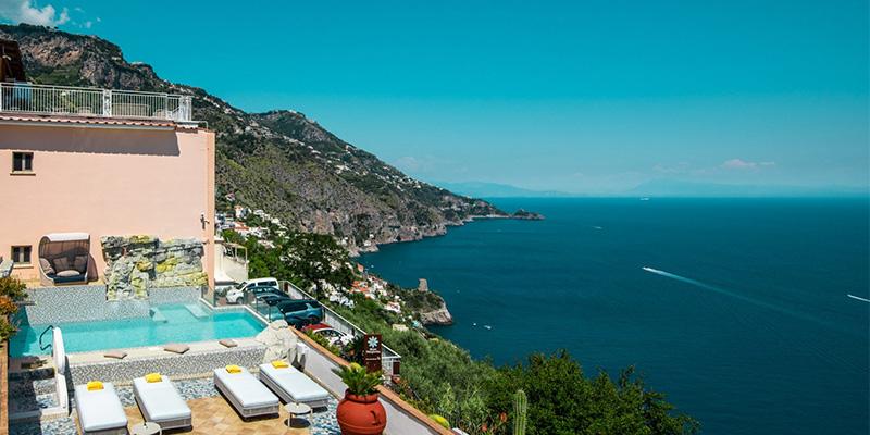 Hotel Margherita Costiera Amalfitana