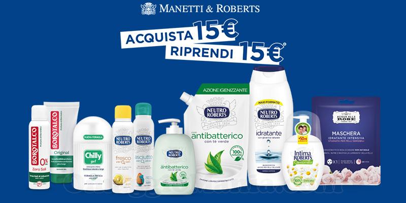 Manetti & Roberts Anno nuovo... che bellezza