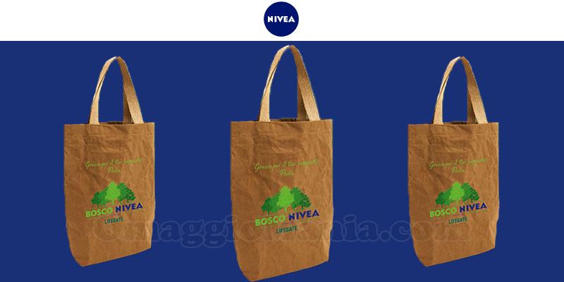 NIVEA Mese Verde bag 100 naturale omaggio