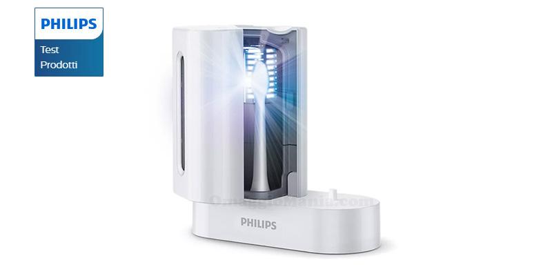 Philips Sonicare Igienizzatore a raggi UV
