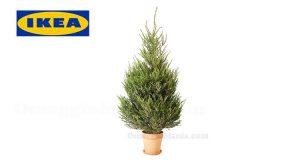 albero di Natale Ikea Compostiamoci Bene 2020