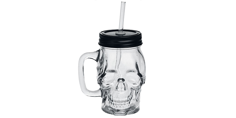 bicchiere teschio di Alchemy Gothic