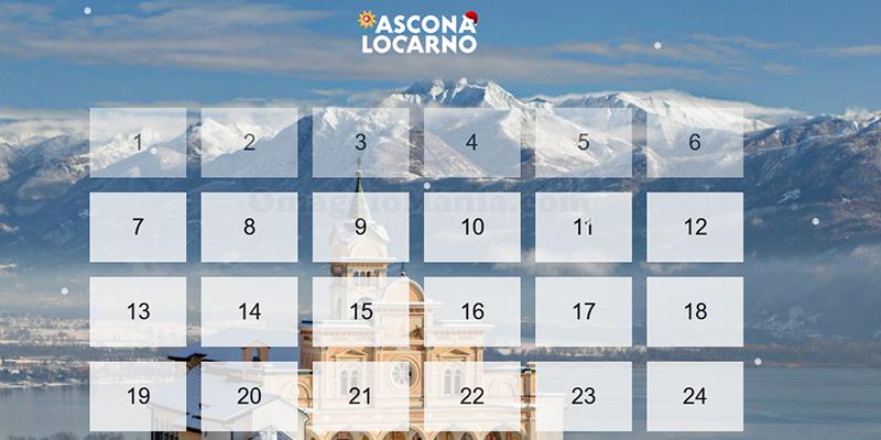 calendario Avvento Ascona Locarno 2020