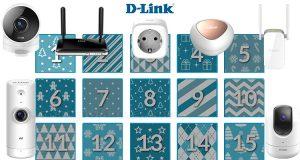 calendario Avvento D-Link 2020