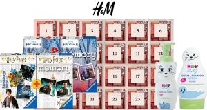 calendario Avvento H&M 2020