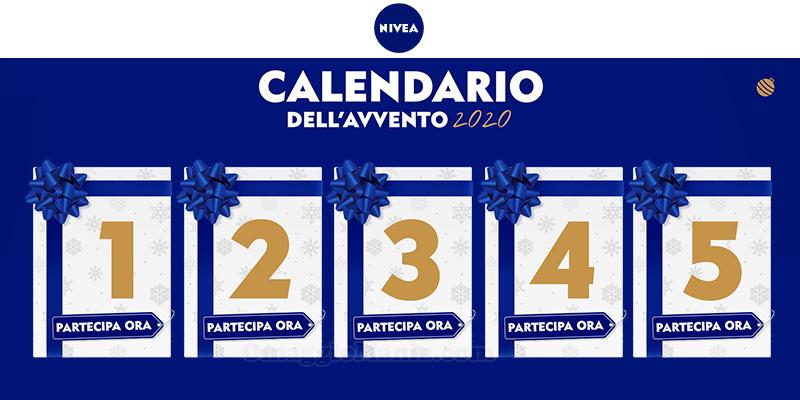 calendario Avvento Nivea 2020