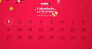 calendario dell'Avvento DonnaD 2020