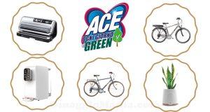 concorso ACE Ogni giorno è green