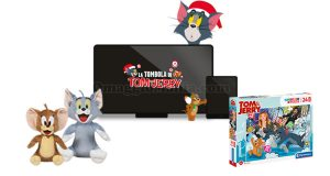 concorso La Tombola di Tom & Jerry