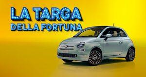 concorso Poste Italiane Raccolta Targhe 2021 La Targa della Fortuna