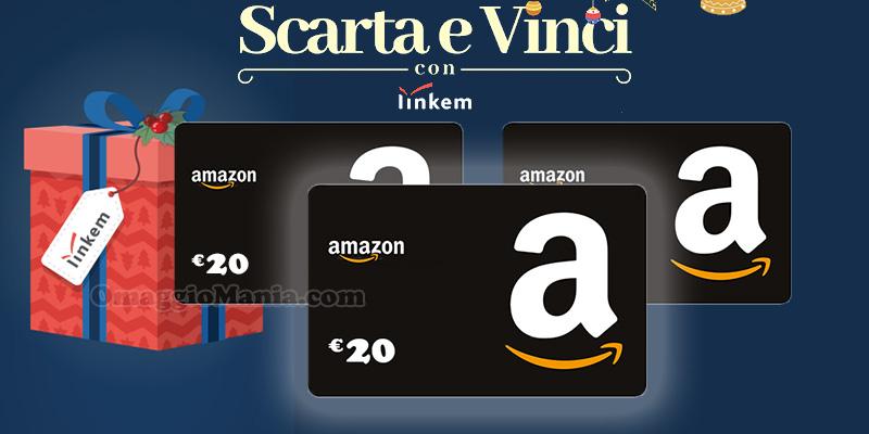 concorso Scarta e vinci con Linkem
