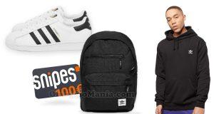 concorso Snipes Adidas Outfit