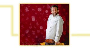 concorso TIM Party Festeggia il Natale con TIM Party e lo chef Tomei