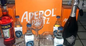 kit Aperol Spritz con Together We Can Cook di Assunta