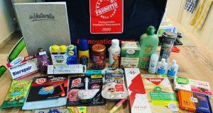 kit prodotti dell'anno 2020 di Marina