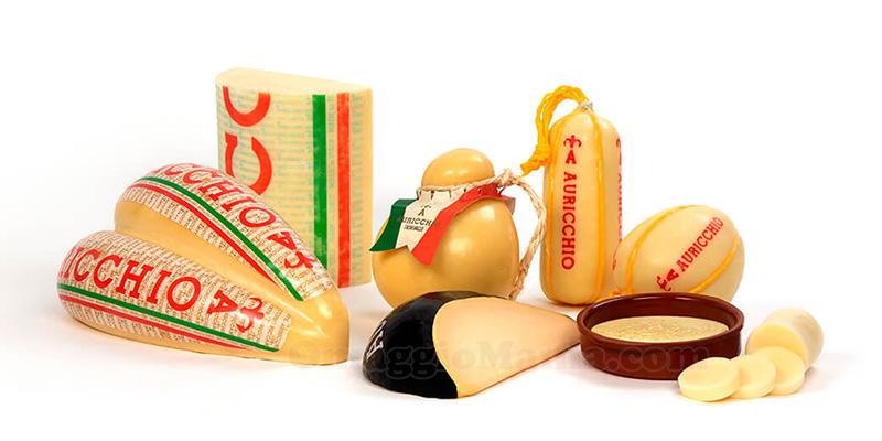 prodotti Auricchio
