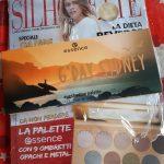 rivista Silhouette Donna con palette Essence Sidney di Vale