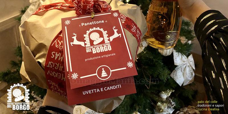 vinci panettone Del Borgo artigianale