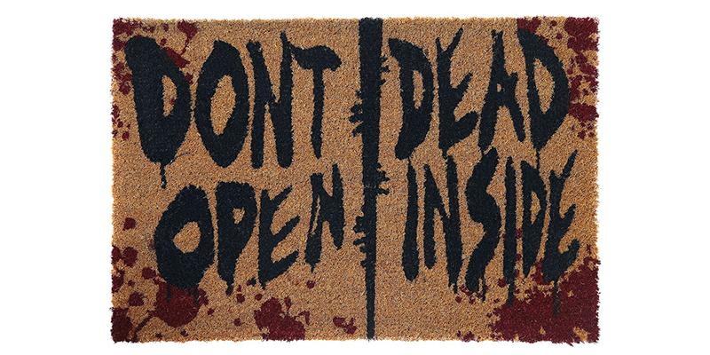 zerbino Don't Open Dead Inside The Walking Dead
