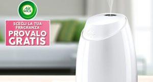 Air Wick ti rimborsa il 100% del diffusore Armonia Istantanea