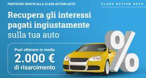 class action interessi auto Altroconsumo