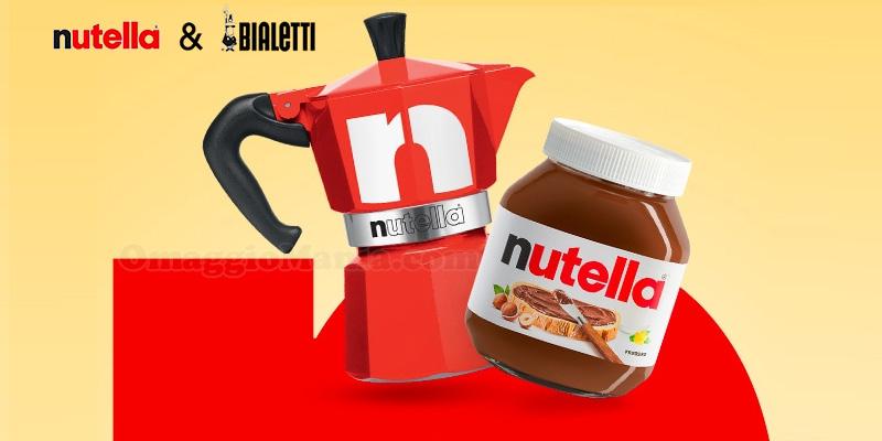 concorso Nutella & Bialetti 2021