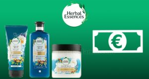 concorso Vinci 10€ con Herbal Essences